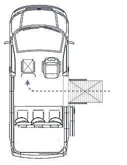 Multivan mit Kassettenlifter